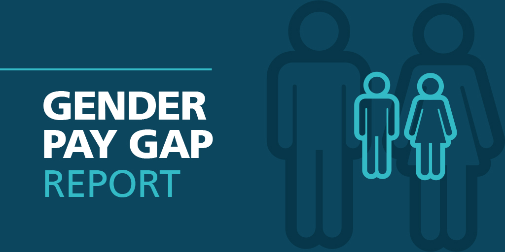 Gender Pay Gap logo