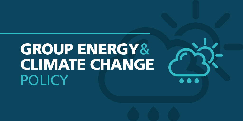 Group energy & climate change policy logo